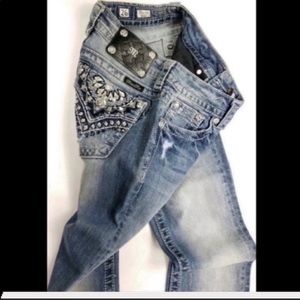 Miss Me Bootcut Jeans /Brand New With Tags